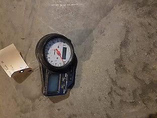 2000 Yamaha Yzf R6 Speedo Tach Gauges Display Cluster