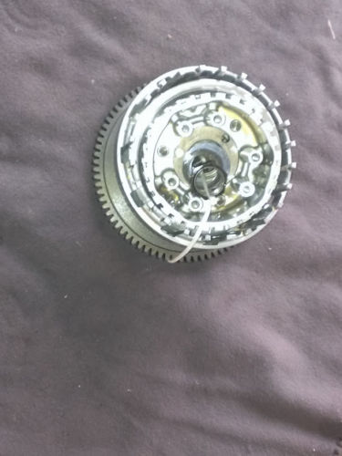 2008 SUZUKI GSXR600 CLUTCH BASKET