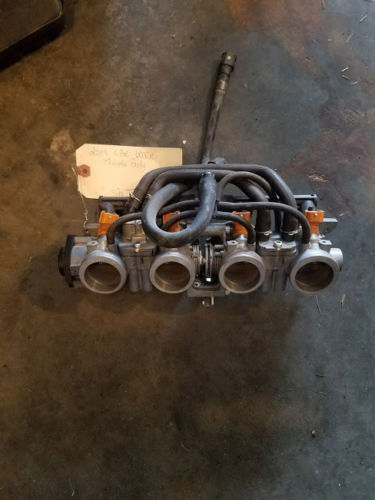 2009 KAWASAKI ZX6R THROTTLE BODY