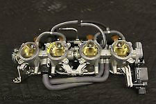 2011 2012 2013 2013 Suzuki GSXR600 Throttle Bodies